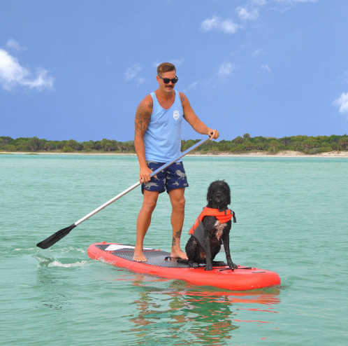 Vilano inflatable paddle boards