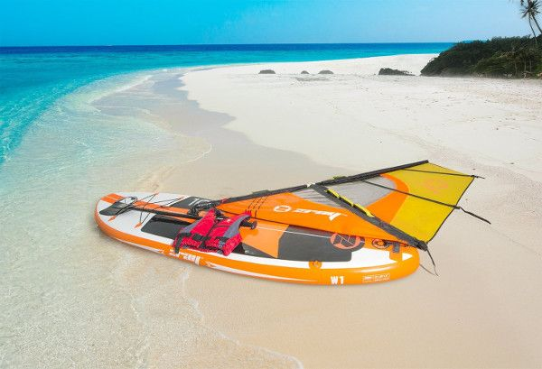 Zray Windsurf Inflatable SUP Board review