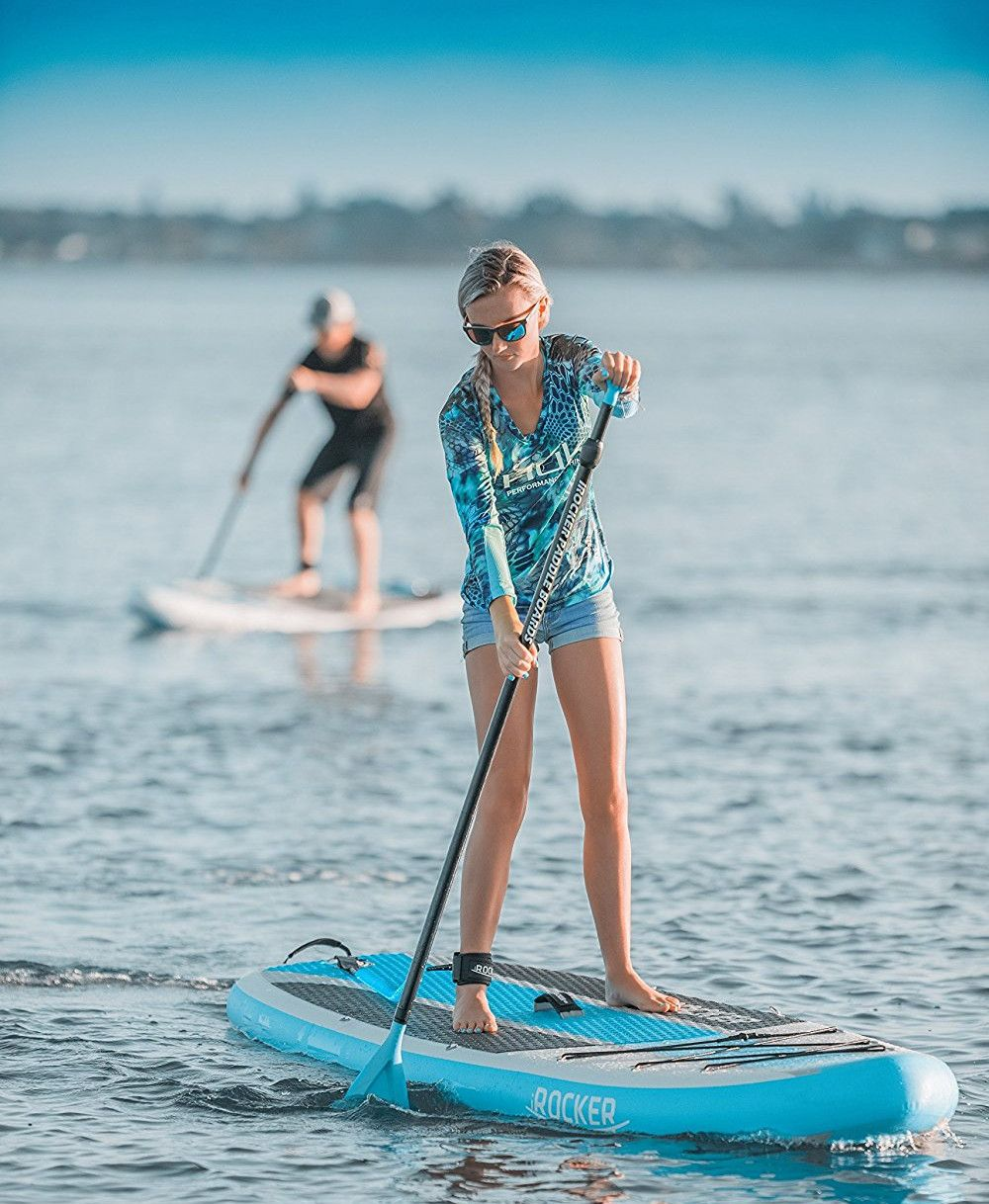 iRocker CRUISER inflatable paddle board review