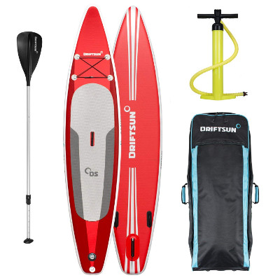 """Driftsun 11'8"""" Touring Inflatable SUP Board review"""