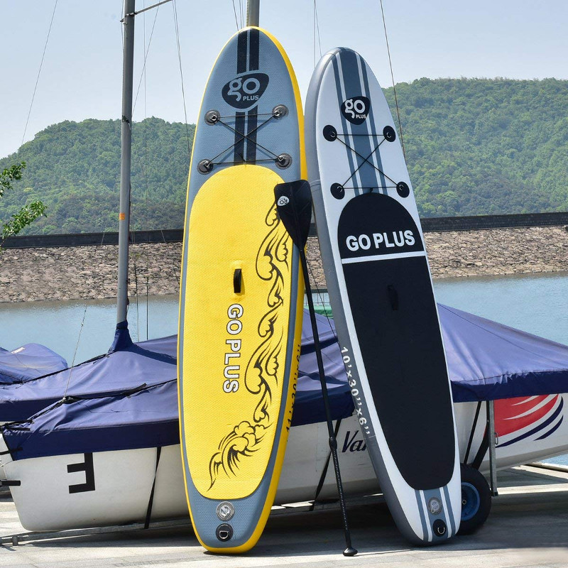 GoPlus inflatable paddle board review