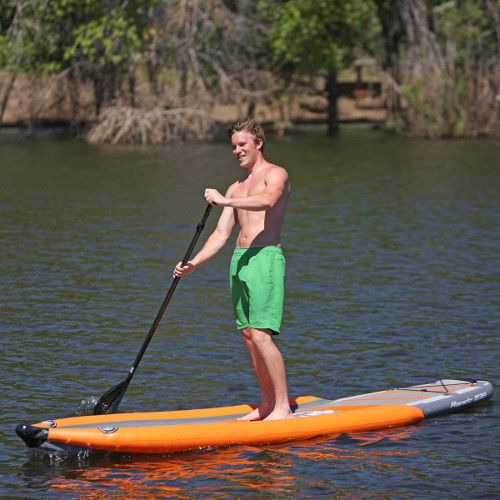 AIRHEAD RAPIDZ 1138 inflatable SUP Review