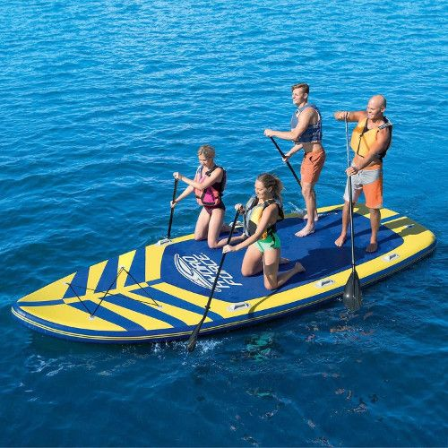 Best Multi-Person Paddle Boards Reviewed