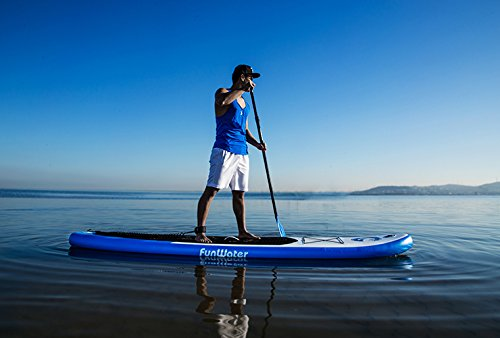 FunWater 11' all-around paddle board